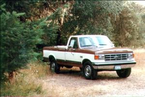 Truck when new