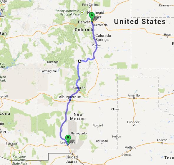 Colorado Trip – Mt. Evans Part I