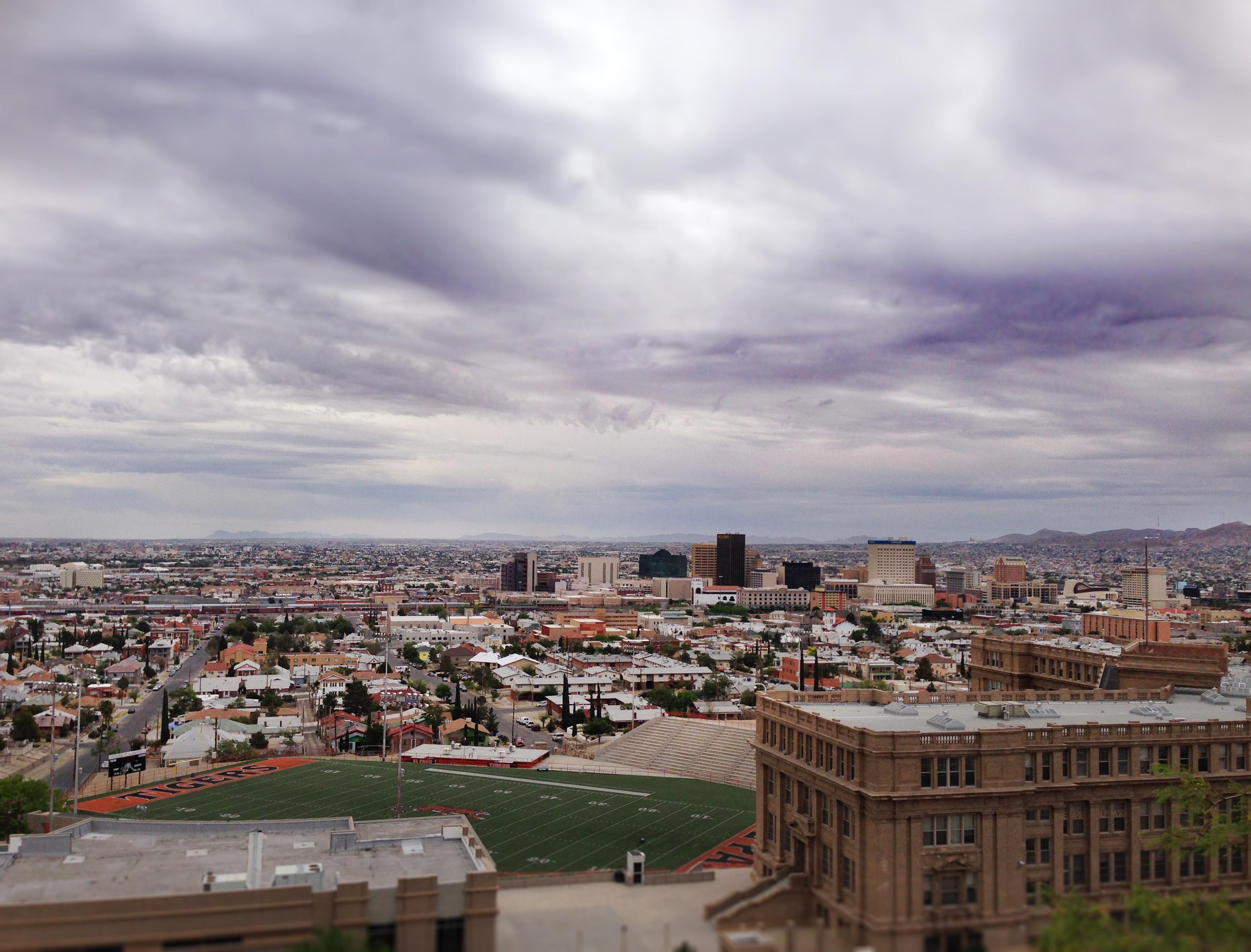 Scenic Drive. — El Paso, TX
