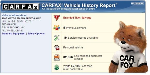 2015-12-18 09_11_15-CARFAX Vehicle History Report for this 2007 MAZDA MAZDASPEED6 AWD_ JM1GG12L37111
