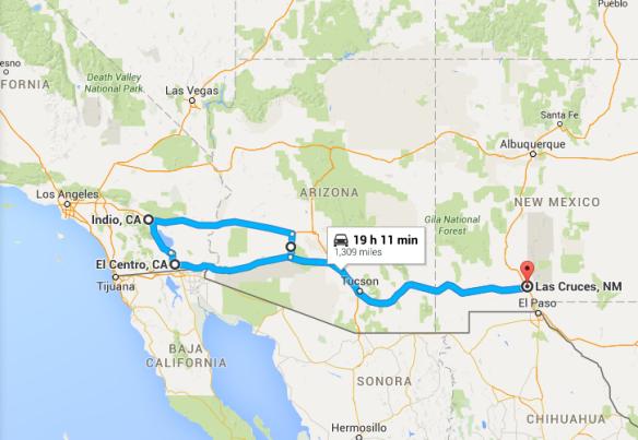 2016-03-29 13_11_04-Las Cruces, NM to Las Cruces, NM - Google Maps